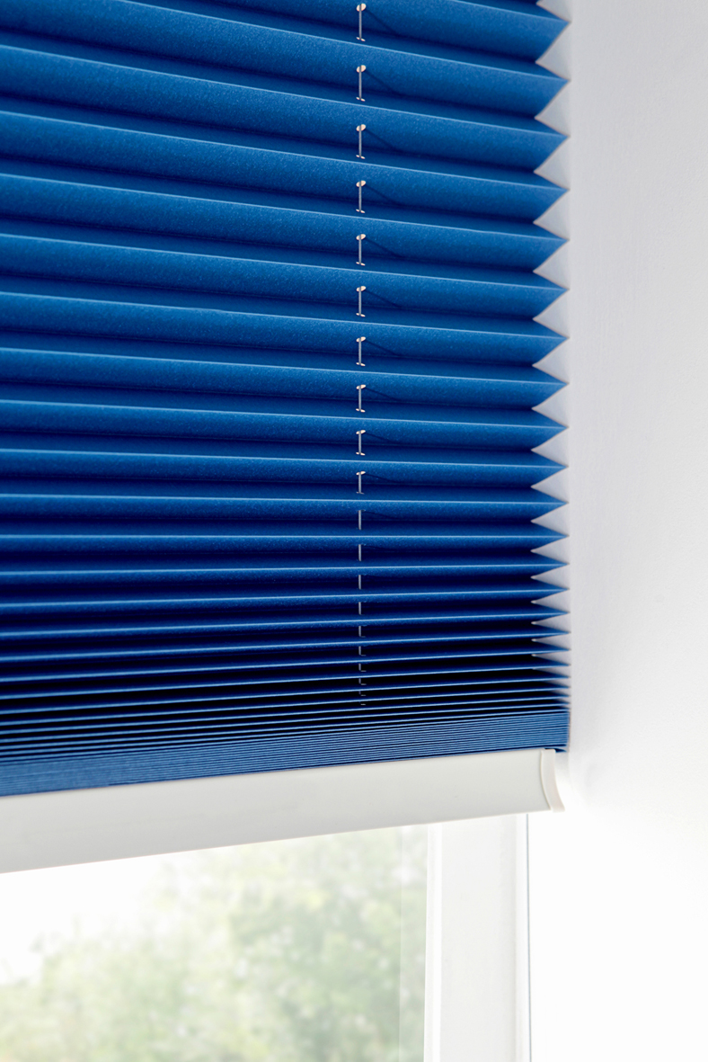 PLEATED PLISSE blind Stevens 2