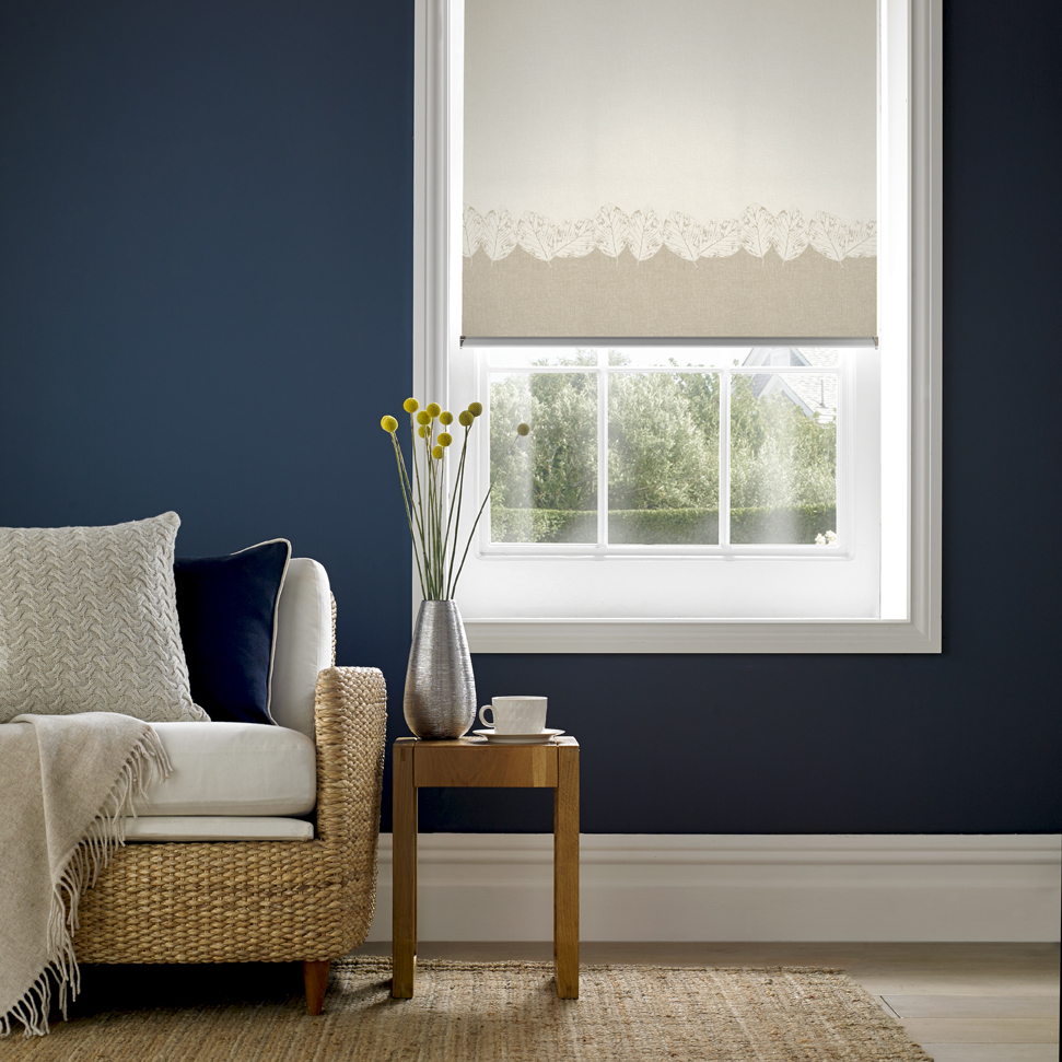 Roller Blind DQ Arden Biscotti <div style='clear:both;width:100%;height:0px;'></div><span class='cat'>Blinds, Roller & Pleated</span>