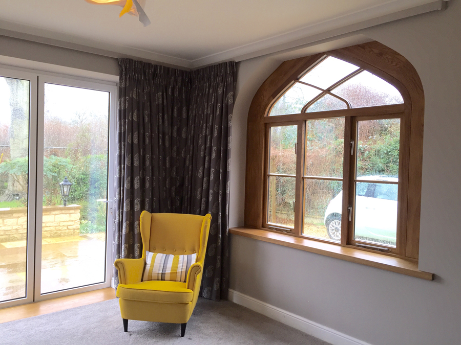 Twin pinch <div style='clear:both;width:100%;height:0px;'></div><span class='cat'>Curtains Pelmets, Previous Projects</span>