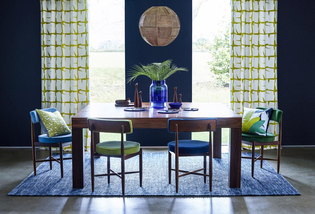 Scion, Nuevo - Moqui curtains, Saxony & Baja cushions<div style='clear:both;width:100%;height:0px;'></div><span class='cat'>Scion</span>