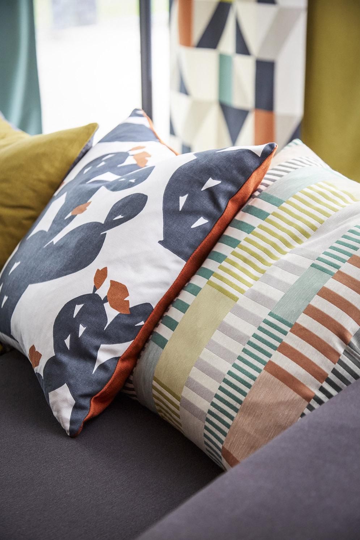Scion, Nuevo - Opituna & Cerro cushions, Nueveo fabric drop<div style='clear:both;width:100%;height:0px;'></div><span class='cat'>Scion</span>