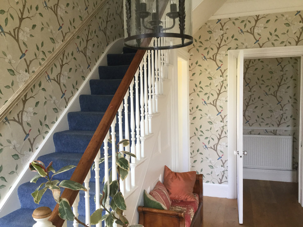 Zoffany Eleanora Wallpaper<div style='clear:both;width:100%;height:0px;'></div><span class='cat'>Previous Projects, Zoffany</span>
